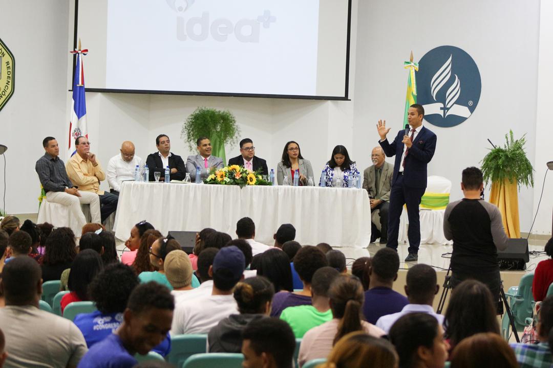 IDEA+ unad. Inauguración centro de emprendimiento unad.