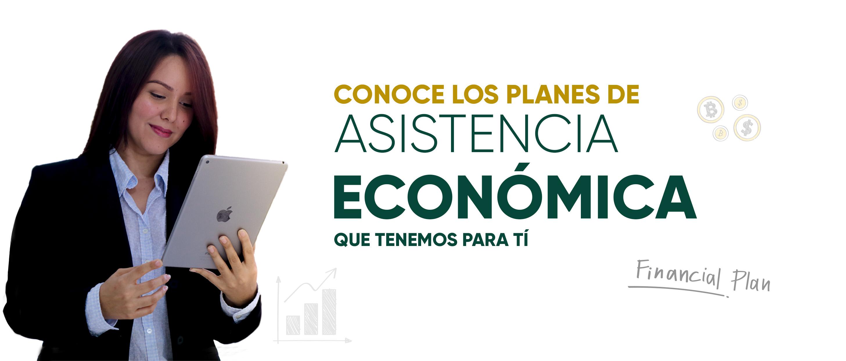 Asistencia Economica UNAD. Universidad cristiana Adventista