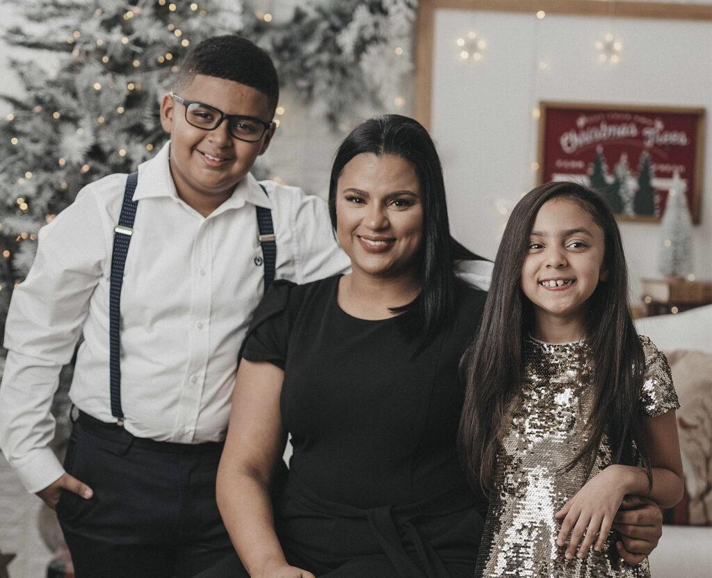 Familia Samuel Egresado UNAD