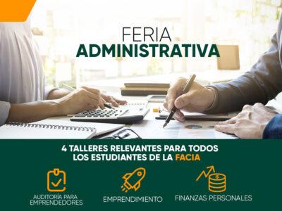 feria administrativa unad