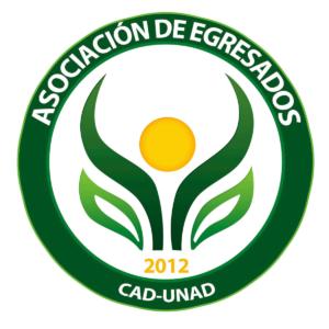 Logo asociación de egresados UNAD