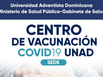 Vacunación UNAD