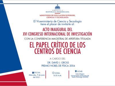 Invitación Congreso unad